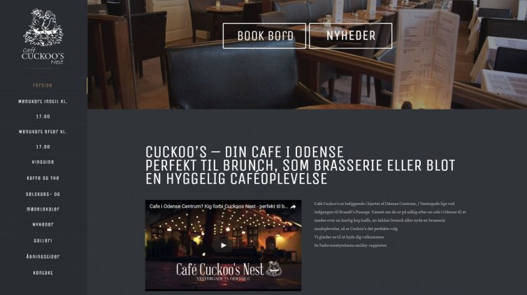 Café Cuckoo's Net