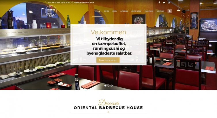 Oriental Barbecue House