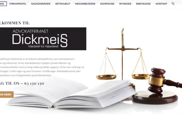 Advokat Dickmeiss