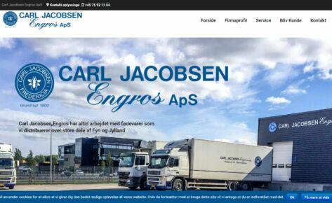 Carl Jacobsen Engros APS