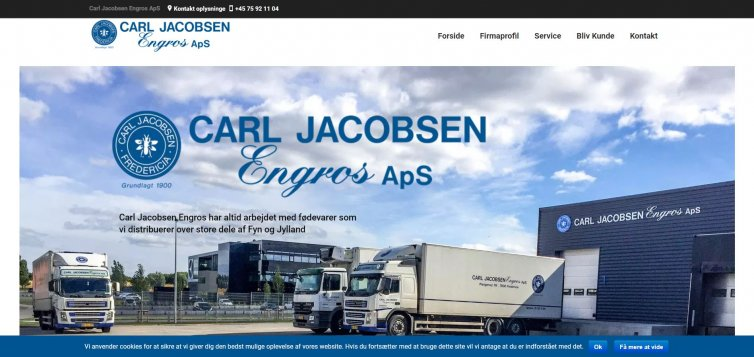 Carl Jacobsen Engros APS