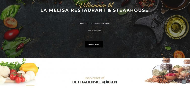 La Melisa Restaurant – Fredericia