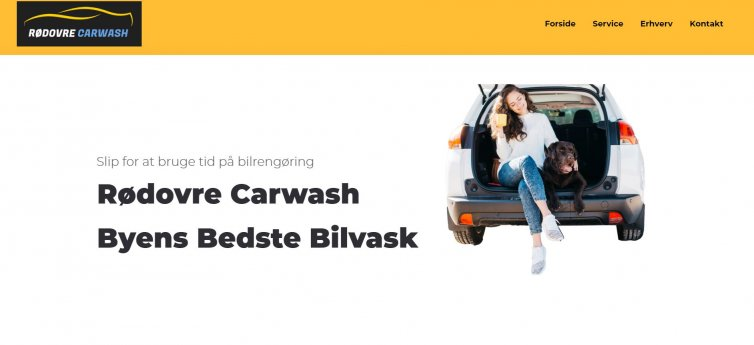 Rødovre Carwash