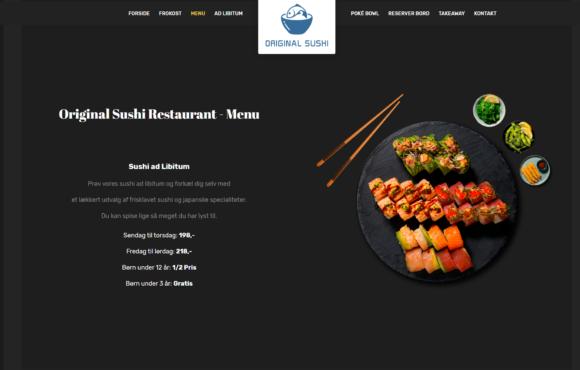 Original Sushi Restaurant