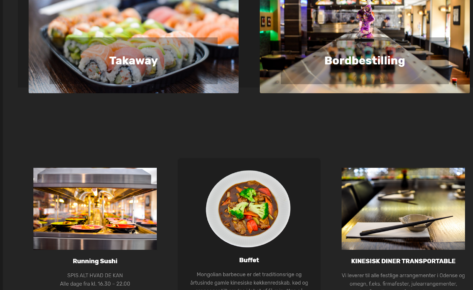 King's Running Sushi & Buffet – Odense