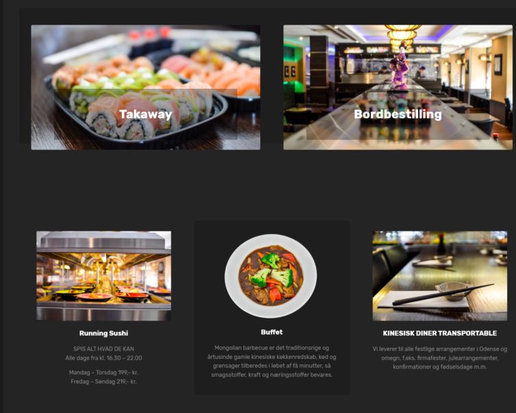 King's Running Sushi & Buffet