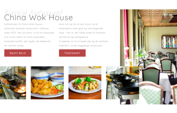 China Wok House
