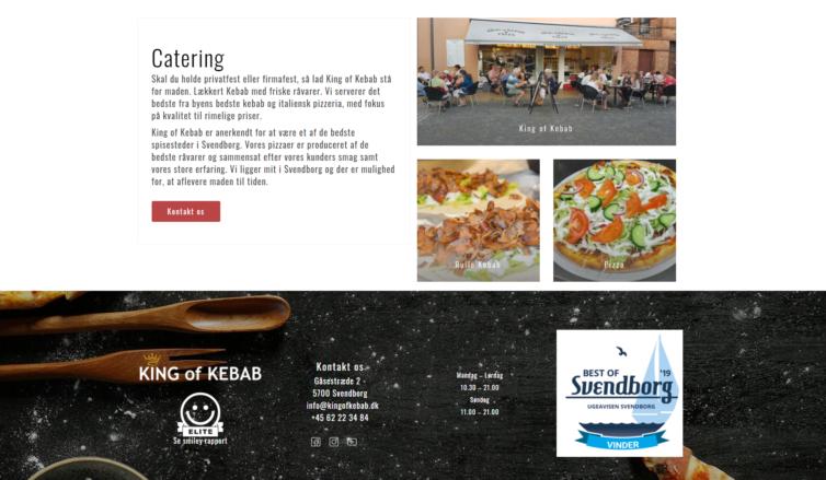 King of Kebab Svendborg