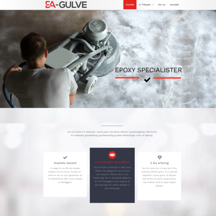 EA-Gulve