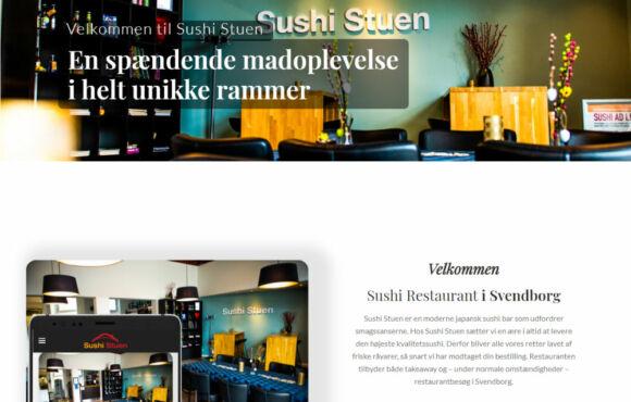 Sushi stuen Svendborg